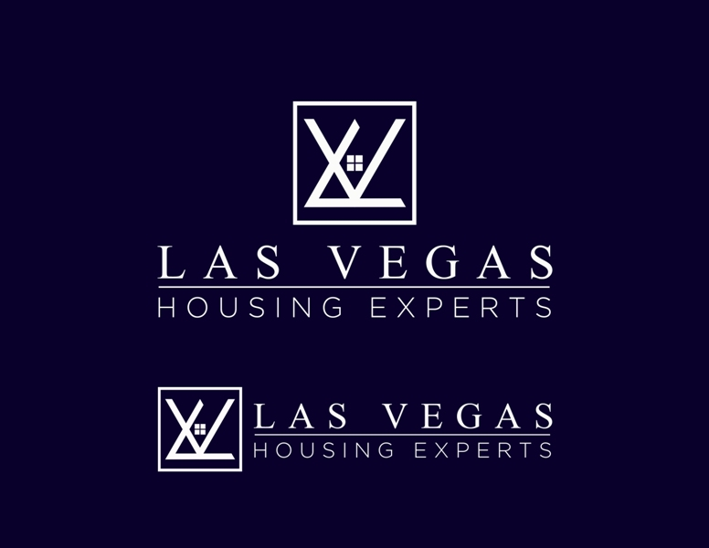 Logo Design by Juan_Kata - Entry No. 66 in the Logo Design Contest Las Vegas Housing Experts Logo Design.