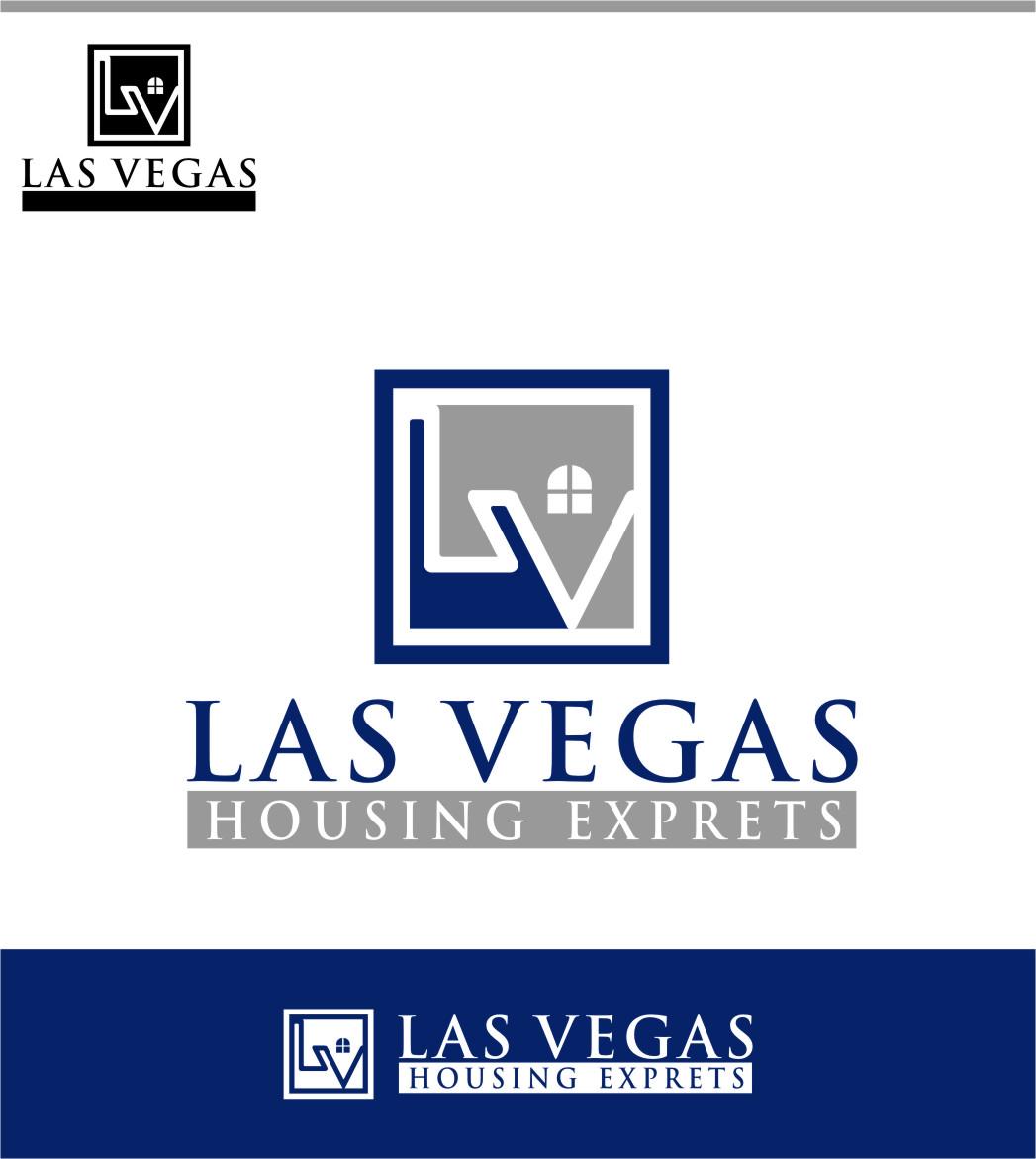 Logo Design by RasYa Muhammad Athaya - Entry No. 67 in the Logo Design Contest Las Vegas Housing Experts Logo Design.
