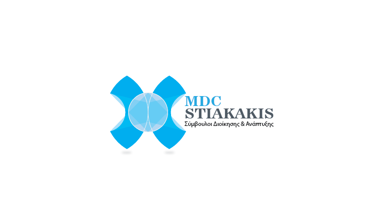 Logo Design by Private User - Entry No. 32 in the Logo Design Contest Unique Logo Design Wanted for MDC STIAKAKIS.