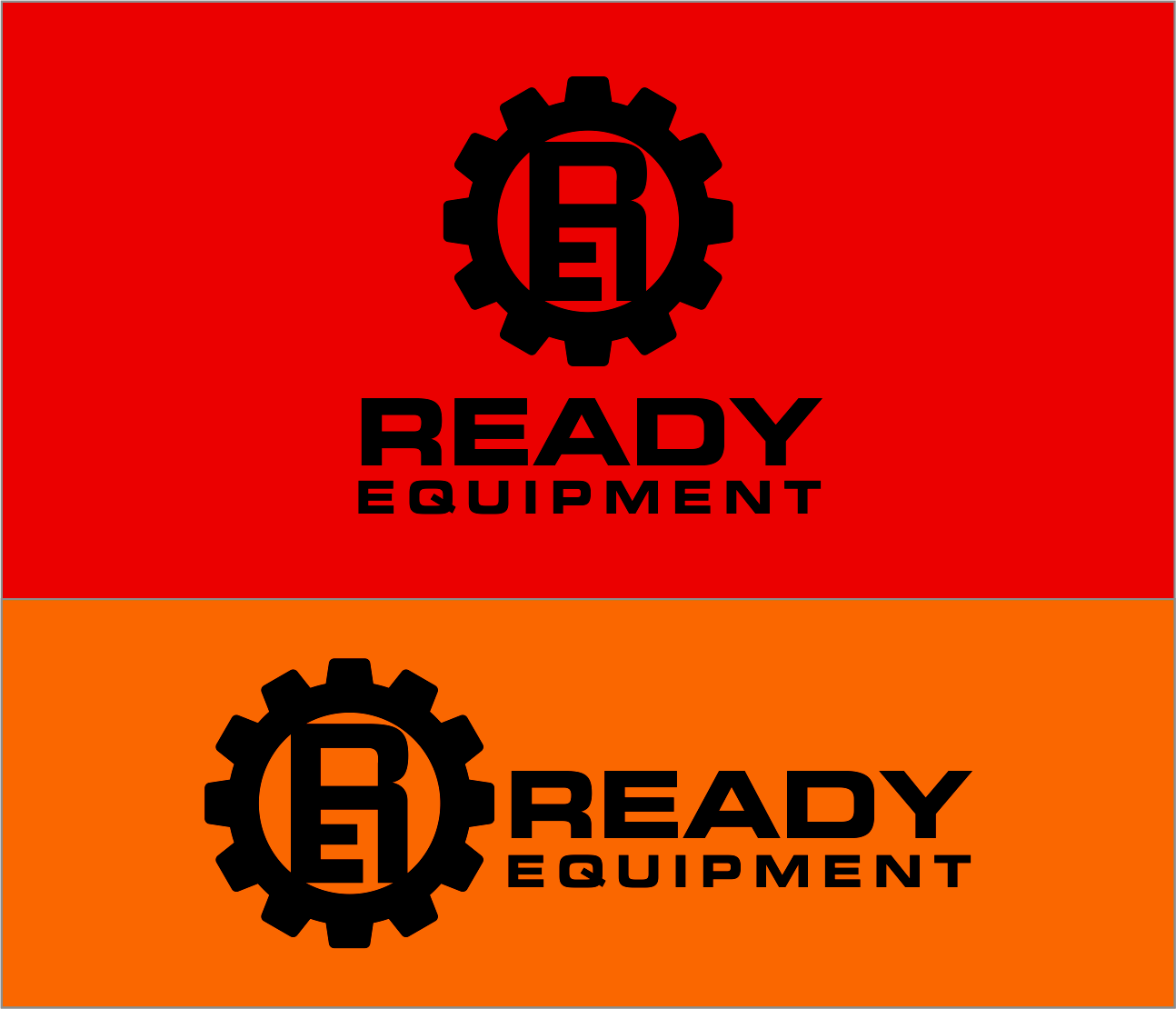 Logo Design by Armada Jamaluddin - Entry No. 180 in the Logo Design Contest Ready Equipment  Logo Design.