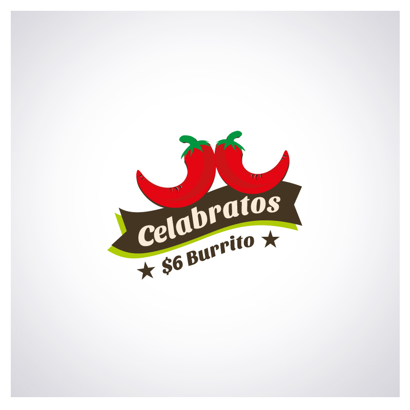 Logo Design by Puspita Wahyuni - Entry No. 25 in the Logo Design Contest Imaginative Logo Design for Celabratos.