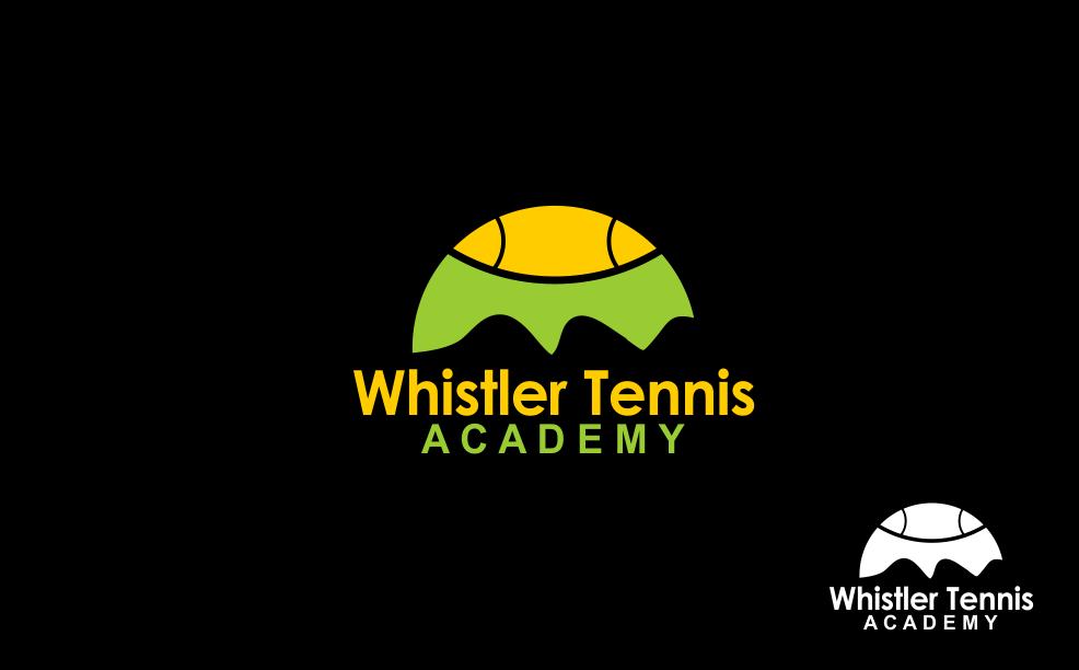 Logo Design by Agus Martoyo - Entry No. 199 in the Logo Design Contest Imaginative Logo Design for Whistler Tennis Academy.