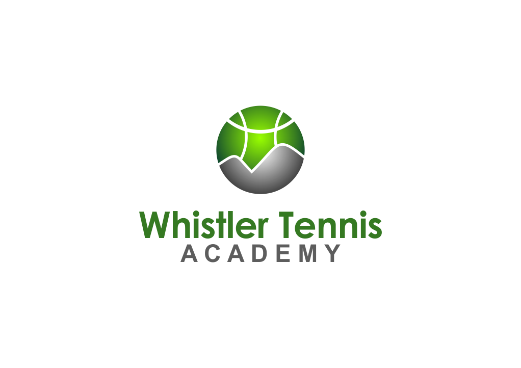 Logo Design by Agus Martoyo - Entry No. 200 in the Logo Design Contest Imaginative Logo Design for Whistler Tennis Academy.