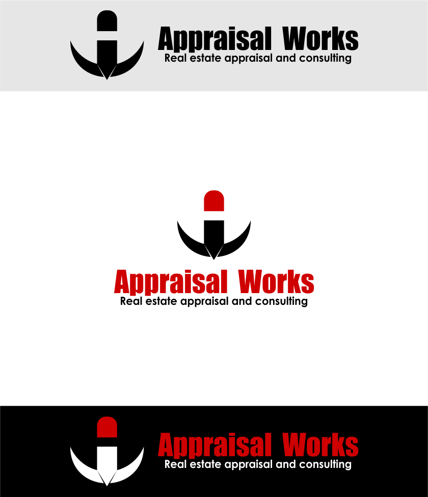 Logo Design by Agus Martoyo - Entry No. 157 in the Logo Design Contest Appraisal Works Logo Design.