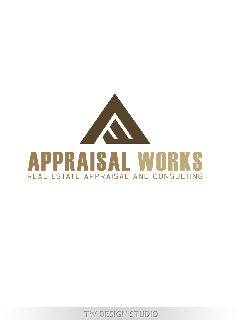Logo Design by Private User - Entry No. 159 in the Logo Design Contest Appraisal Works Logo Design.