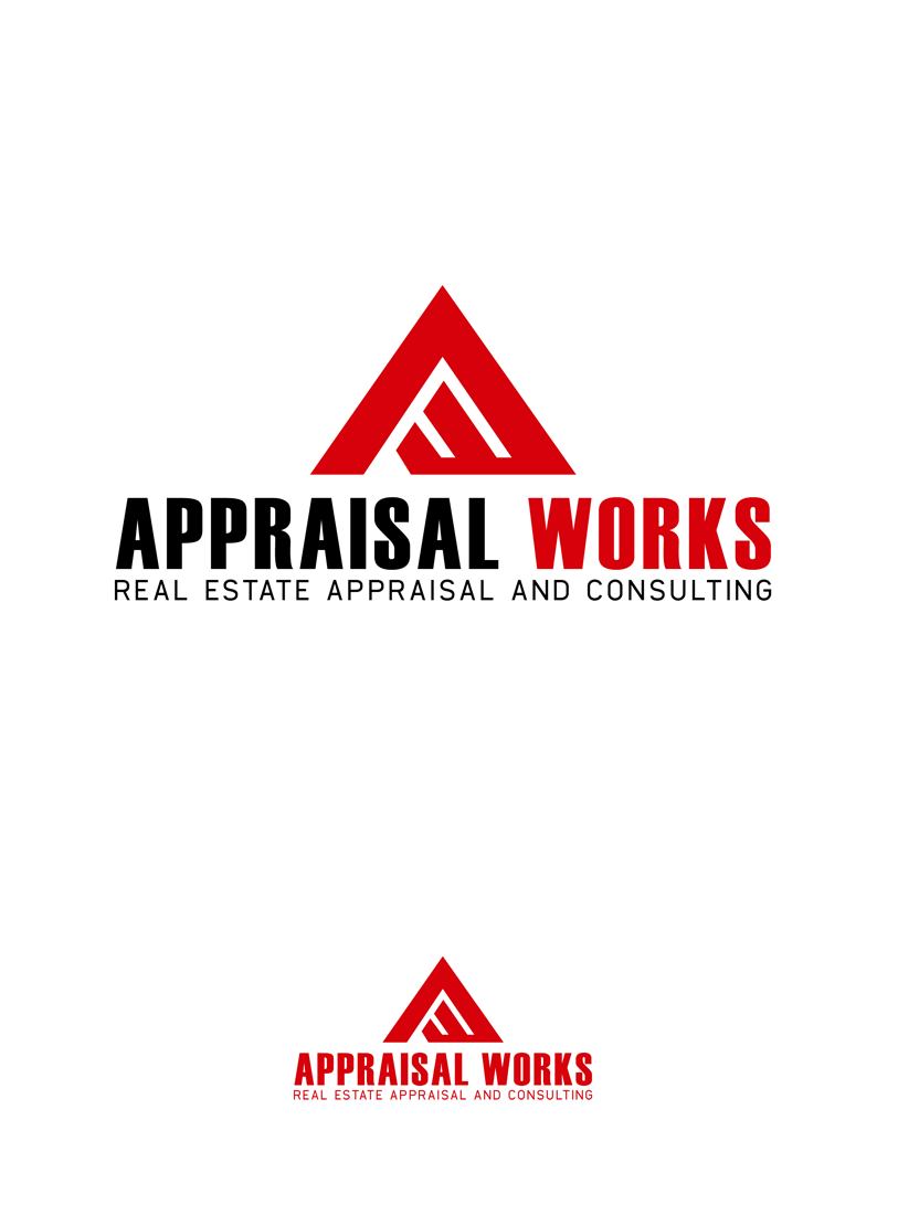 Logo Design by Private User - Entry No. 162 in the Logo Design Contest Appraisal Works Logo Design.