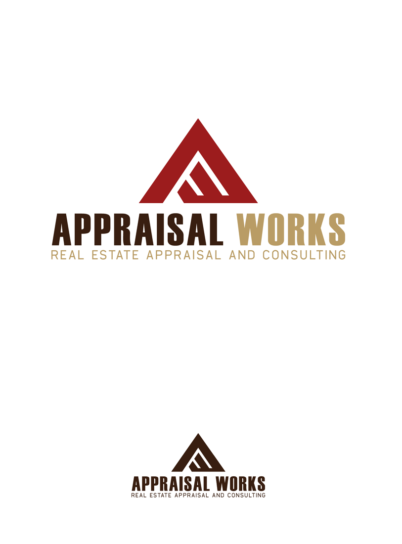Logo Design by Private User - Entry No. 164 in the Logo Design Contest Appraisal Works Logo Design.