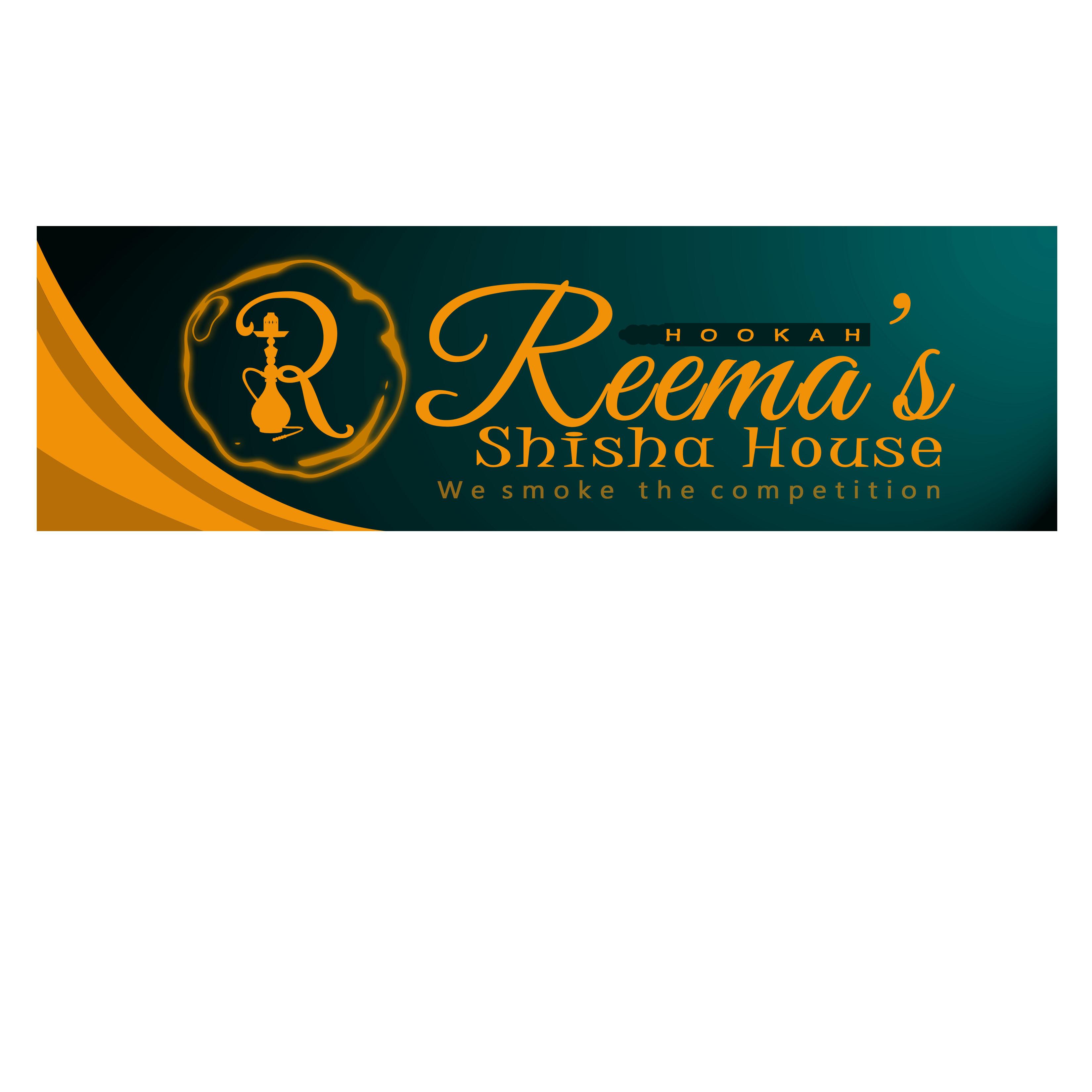 Logo Design by Allan Esclamado - Entry No. 6 in the Logo Design Contest Captivating Logo Design for Reema's Shisha House.