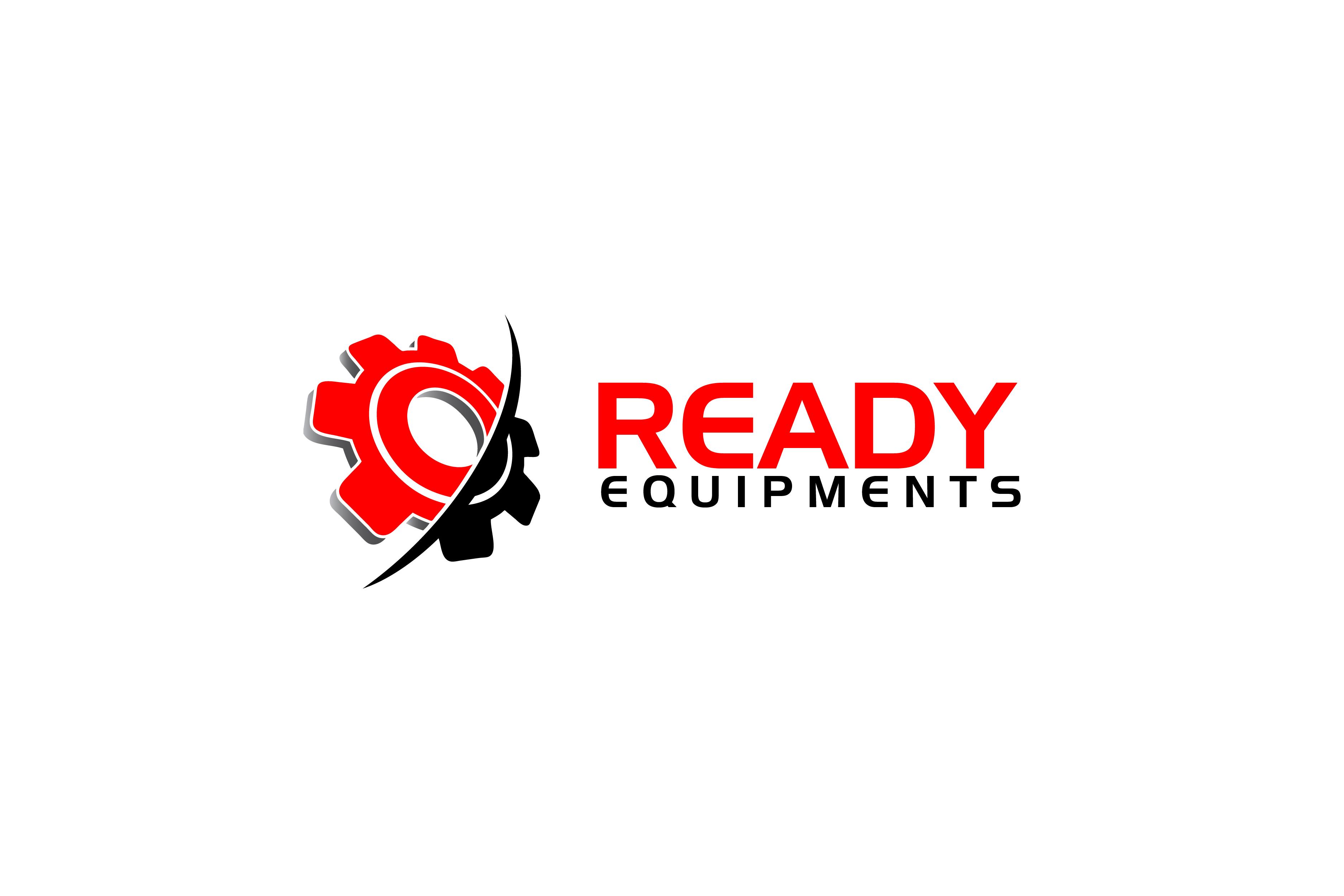 Logo Design by Private User - Entry No. 189 in the Logo Design Contest Ready Equipment  Logo Design.