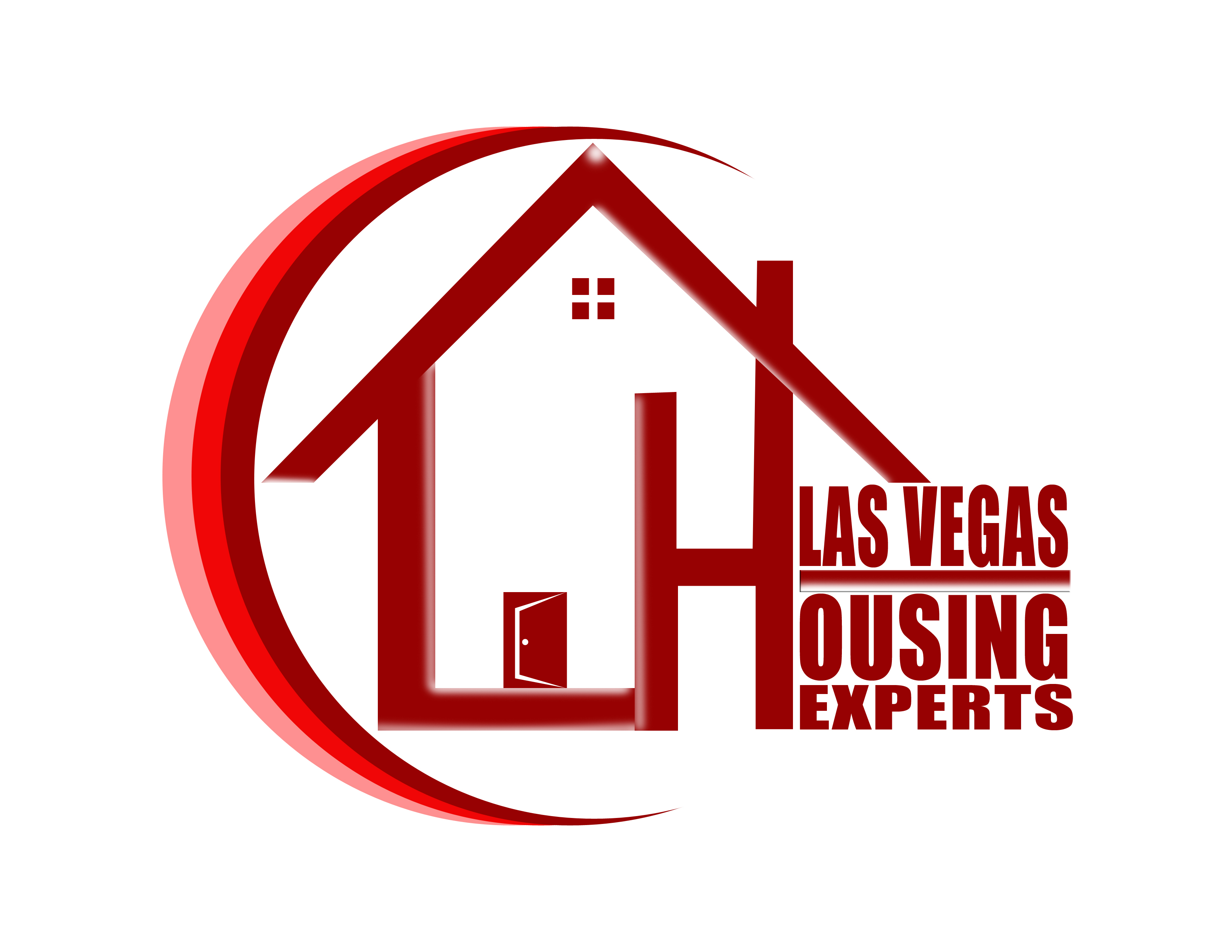 Logo Design by Jo Cres Jao - Entry No. 72 in the Logo Design Contest Las Vegas Housing Experts Logo Design.