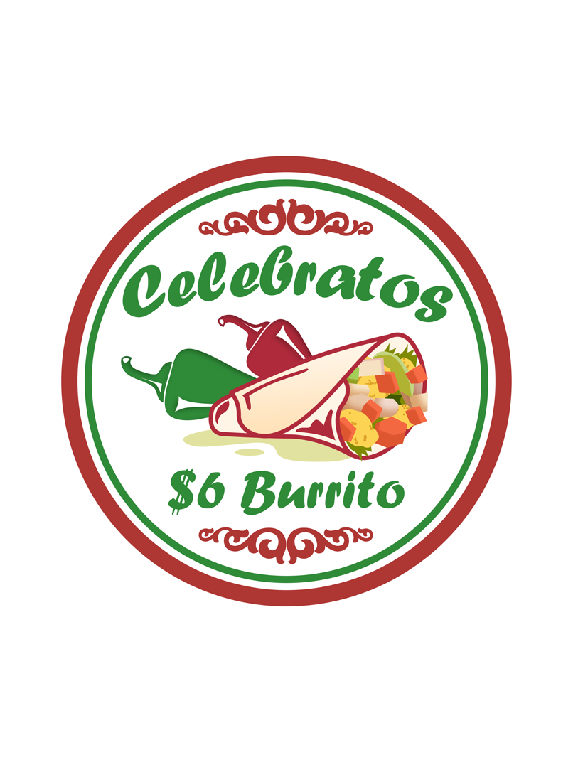 Logo Design by Robert Turla - Entry No. 34 in the Logo Design Contest Imaginative Logo Design for Celabratos.
