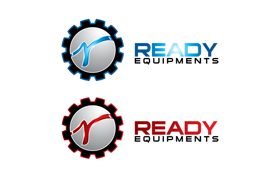 Logo Design by Private User - Entry No. 204 in the Logo Design Contest Ready Equipment  Logo Design.
