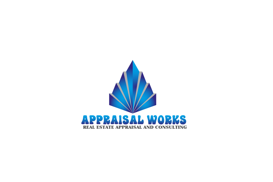 Logo Design by Private User - Entry No. 169 in the Logo Design Contest Appraisal Works Logo Design.