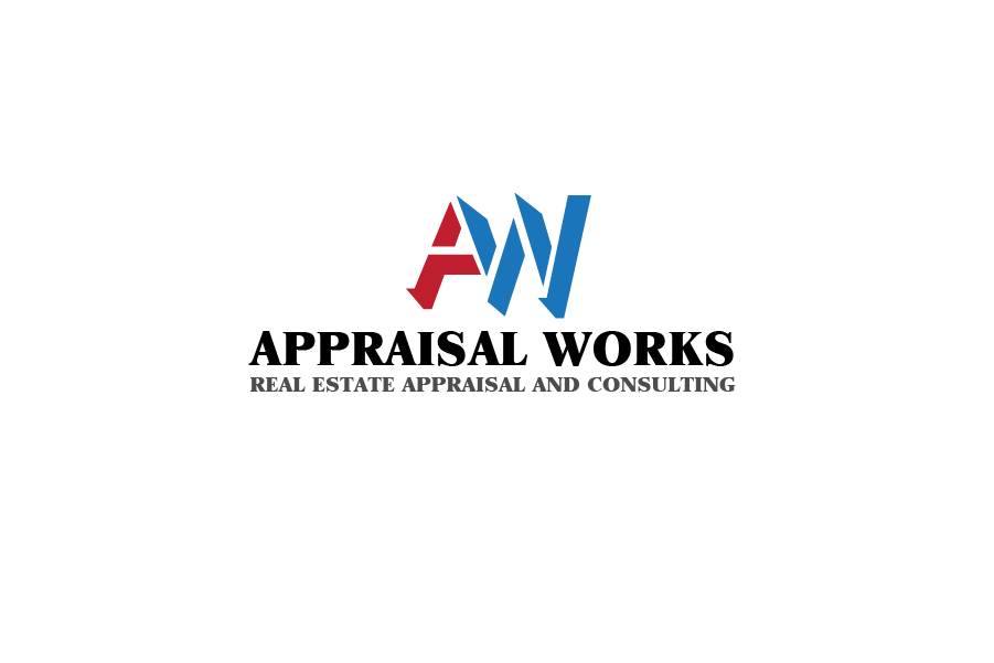 Logo Design by Private User - Entry No. 174 in the Logo Design Contest Appraisal Works Logo Design.