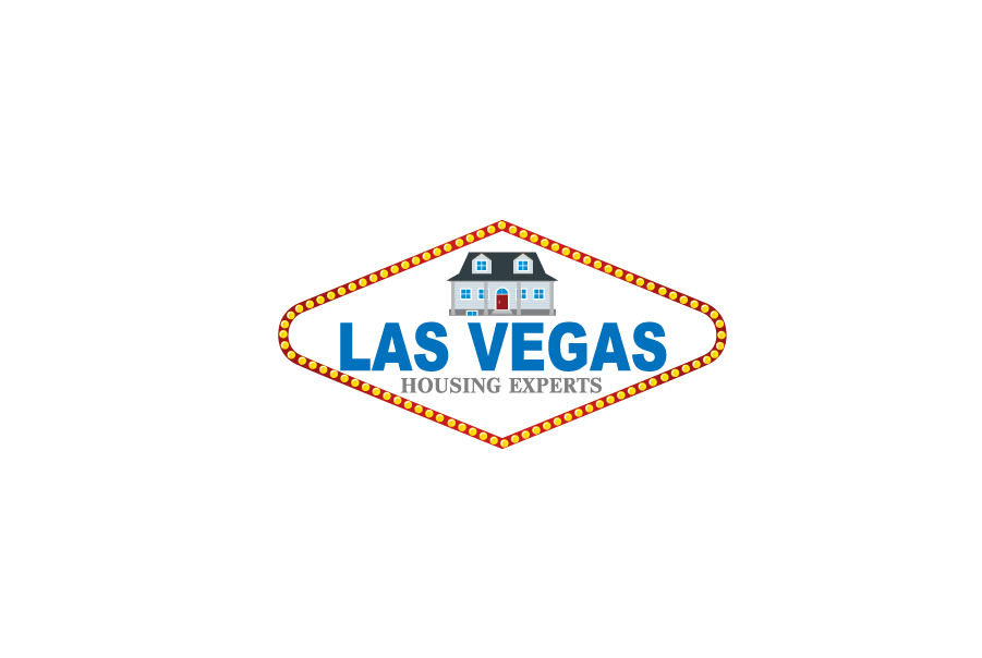 Logo Design by Private User - Entry No. 76 in the Logo Design Contest Las Vegas Housing Experts Logo Design.
