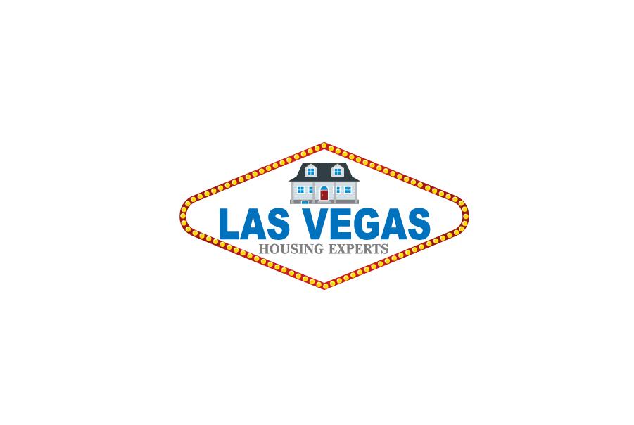 Logo Design by Private User - Entry No. 76 in the Logo Design Contest Las Vegas Housing Experts Logo Design.