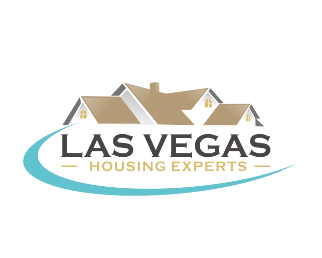 Logo Design by ronny - Entry No. 77 in the Logo Design Contest Las Vegas Housing Experts Logo Design.