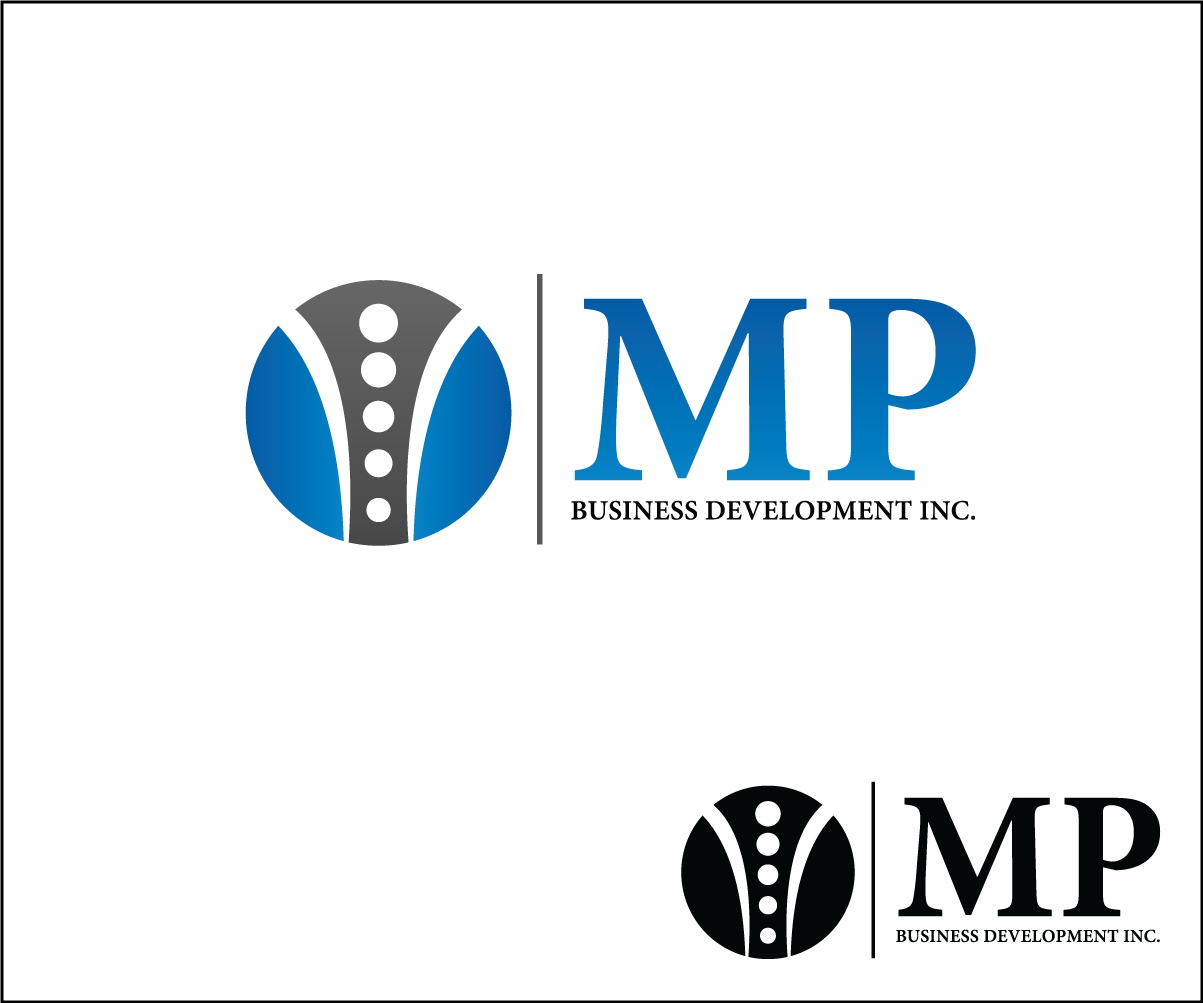 Logo Design by Private User - Entry No. 1 in the Logo Design Contest MP Business Development Inc. Logo Design.