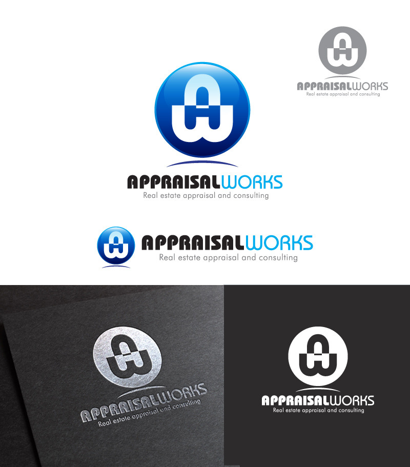 Logo Design by Puspita Wahyuni - Entry No. 178 in the Logo Design Contest Appraisal Works Logo Design.