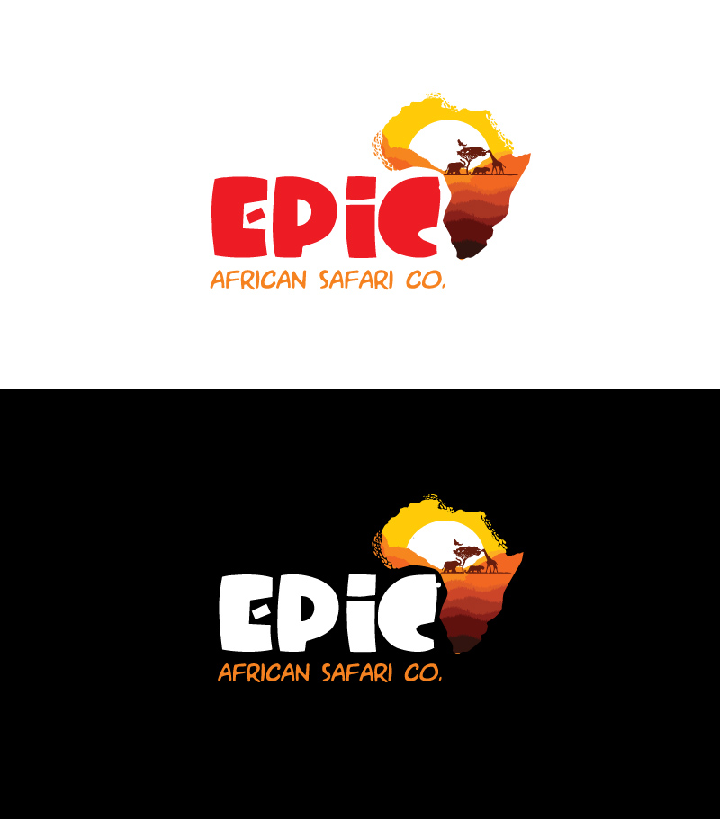 Logo Design by Puspita Wahyuni - Entry No. 39 in the Logo Design Contest Epic logo design.