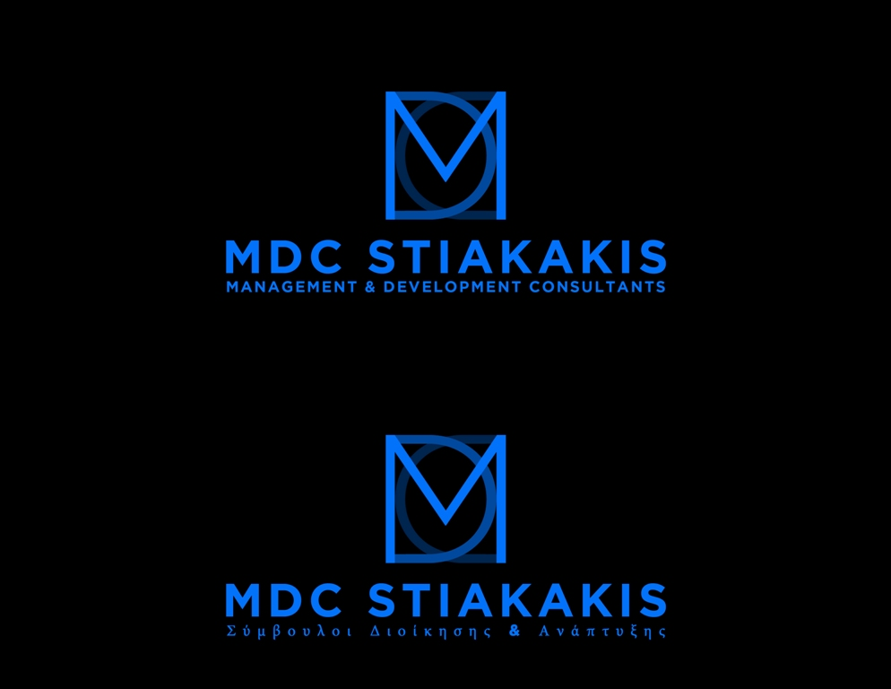 Logo Design by Juan_Kata - Entry No. 41 in the Logo Design Contest Unique Logo Design Wanted for MDC STIAKAKIS.