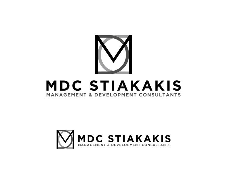 Logo Design by Juan_Kata - Entry No. 42 in the Logo Design Contest Unique Logo Design Wanted for MDC STIAKAKIS.