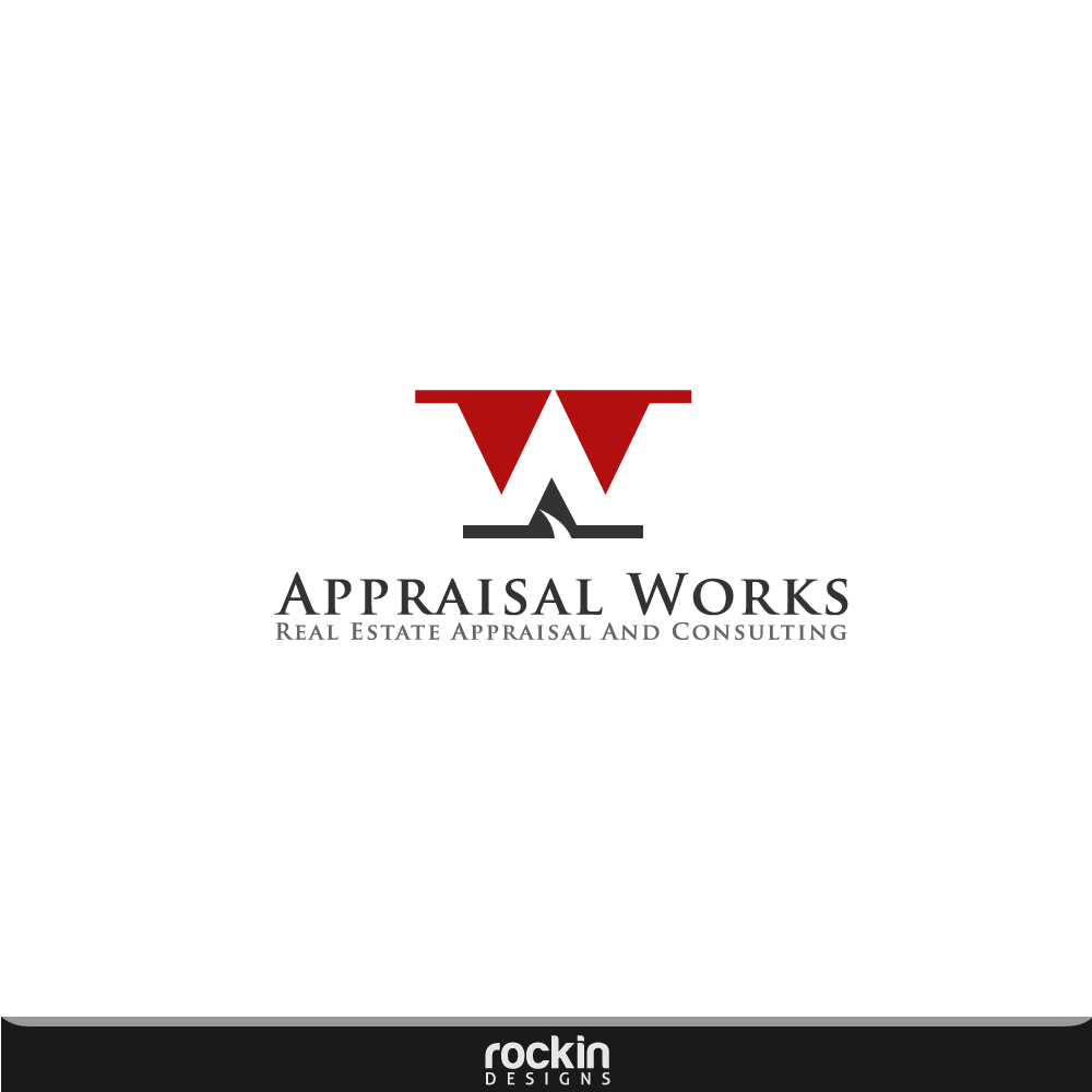 Logo Design by rockin - Entry No. 179 in the Logo Design Contest Appraisal Works Logo Design.