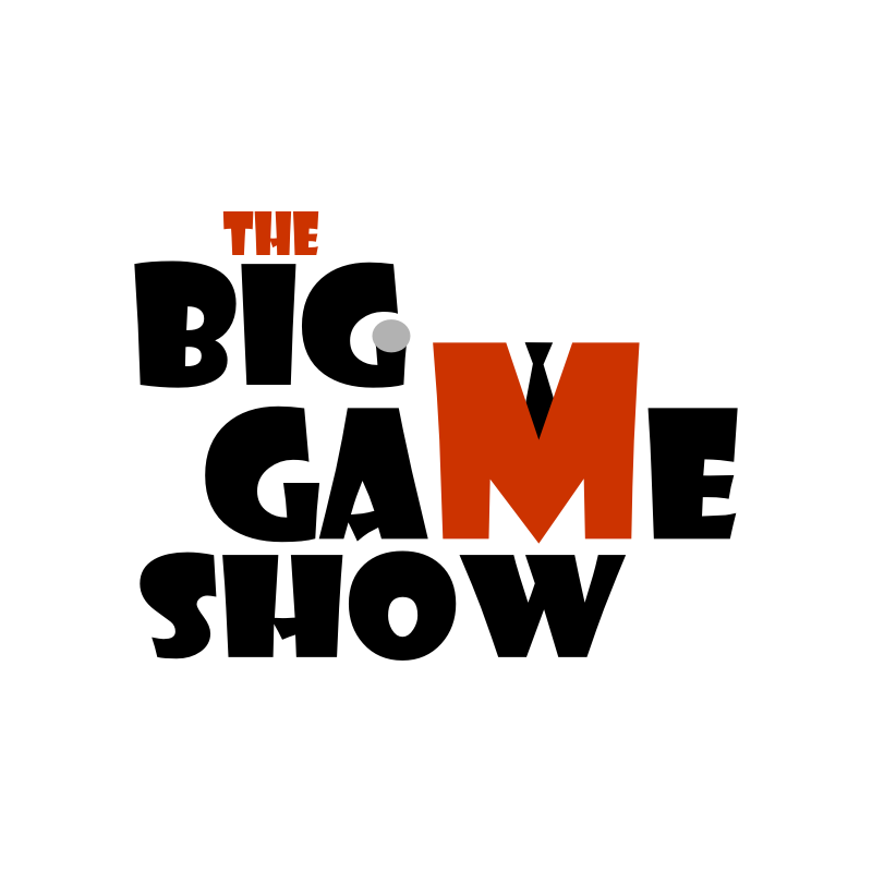 Logo Design by Rudy - Entry No. 21 in the Logo Design Contest The Big Game Show logo.