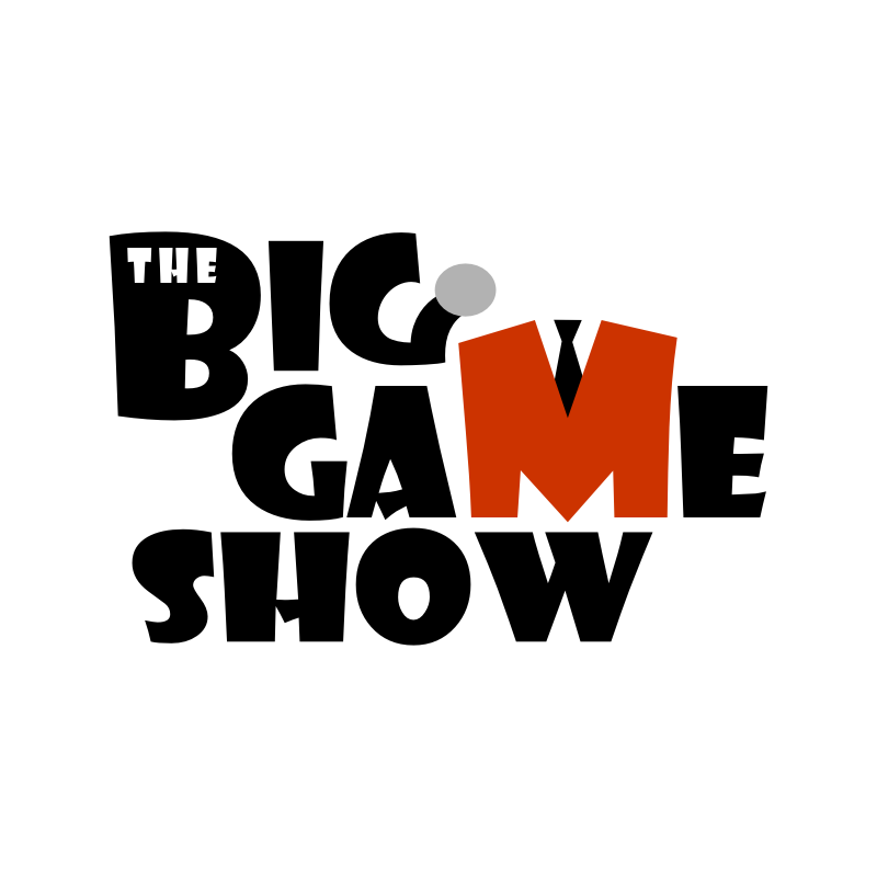 Logo Design by Rudy - Entry No. 22 in the Logo Design Contest The Big Game Show logo.
