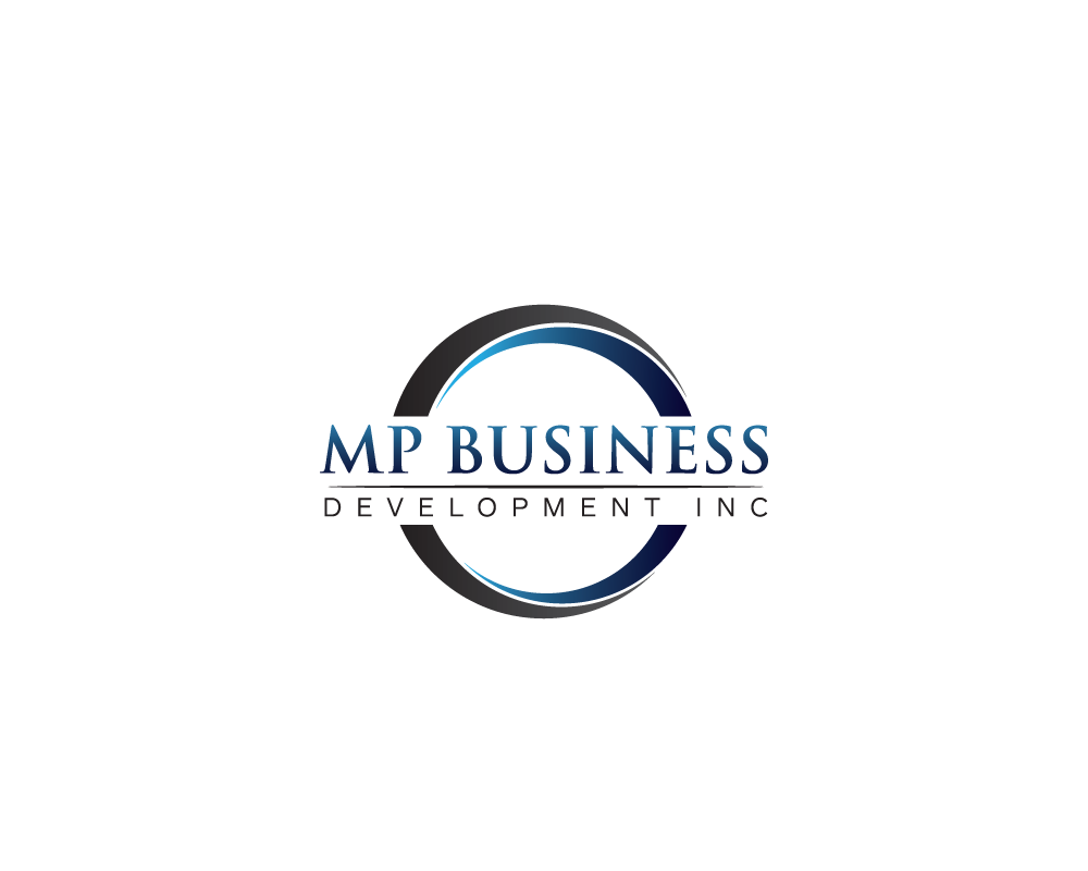 Logo Design by roc - Entry No. 13 in the Logo Design Contest MP Business Development Inc. Logo Design.
