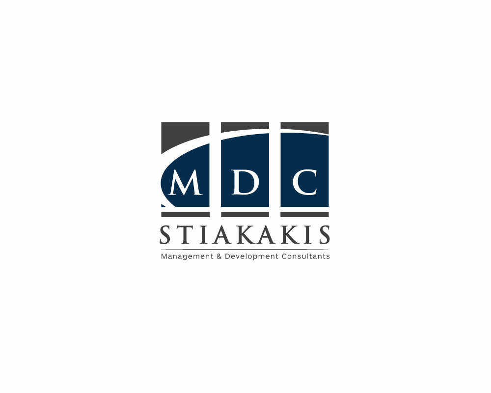 Logo Design by roc - Entry No. 44 in the Logo Design Contest Unique Logo Design Wanted for MDC STIAKAKIS.