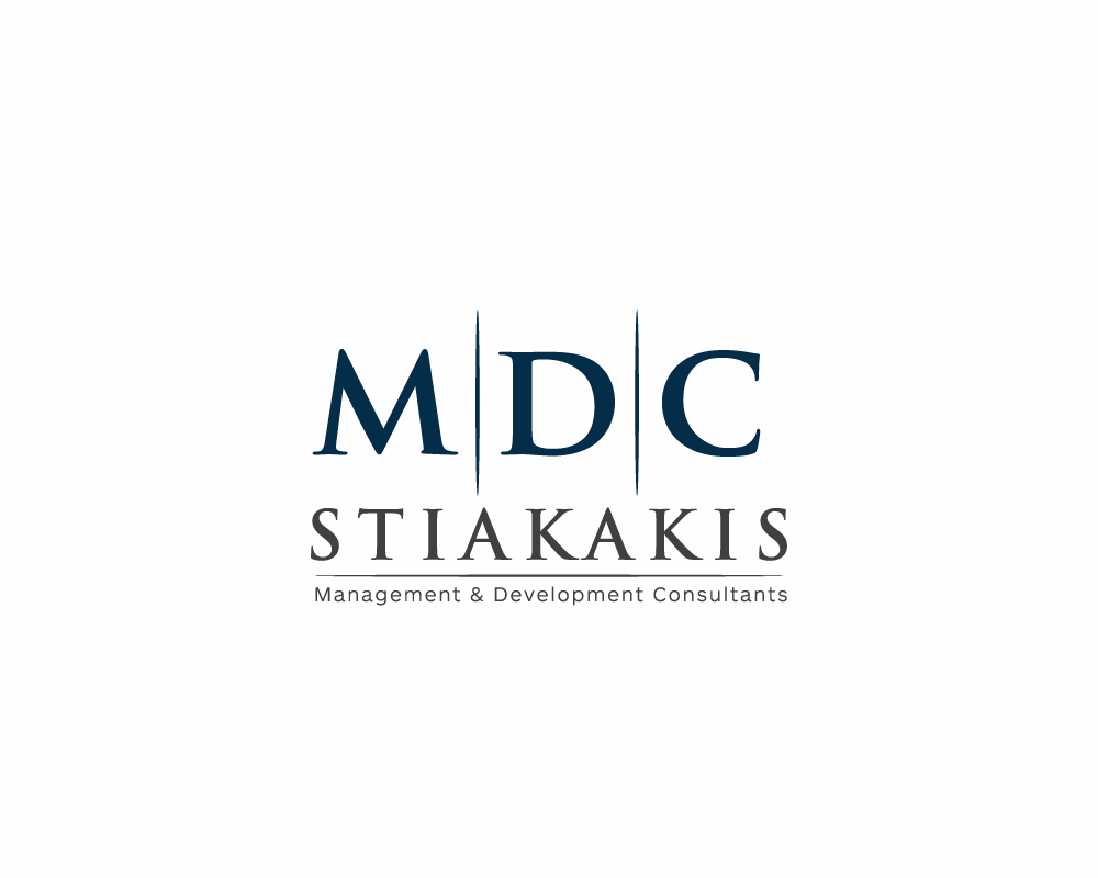 Logo Design by roc - Entry No. 45 in the Logo Design Contest Unique Logo Design Wanted for MDC STIAKAKIS.