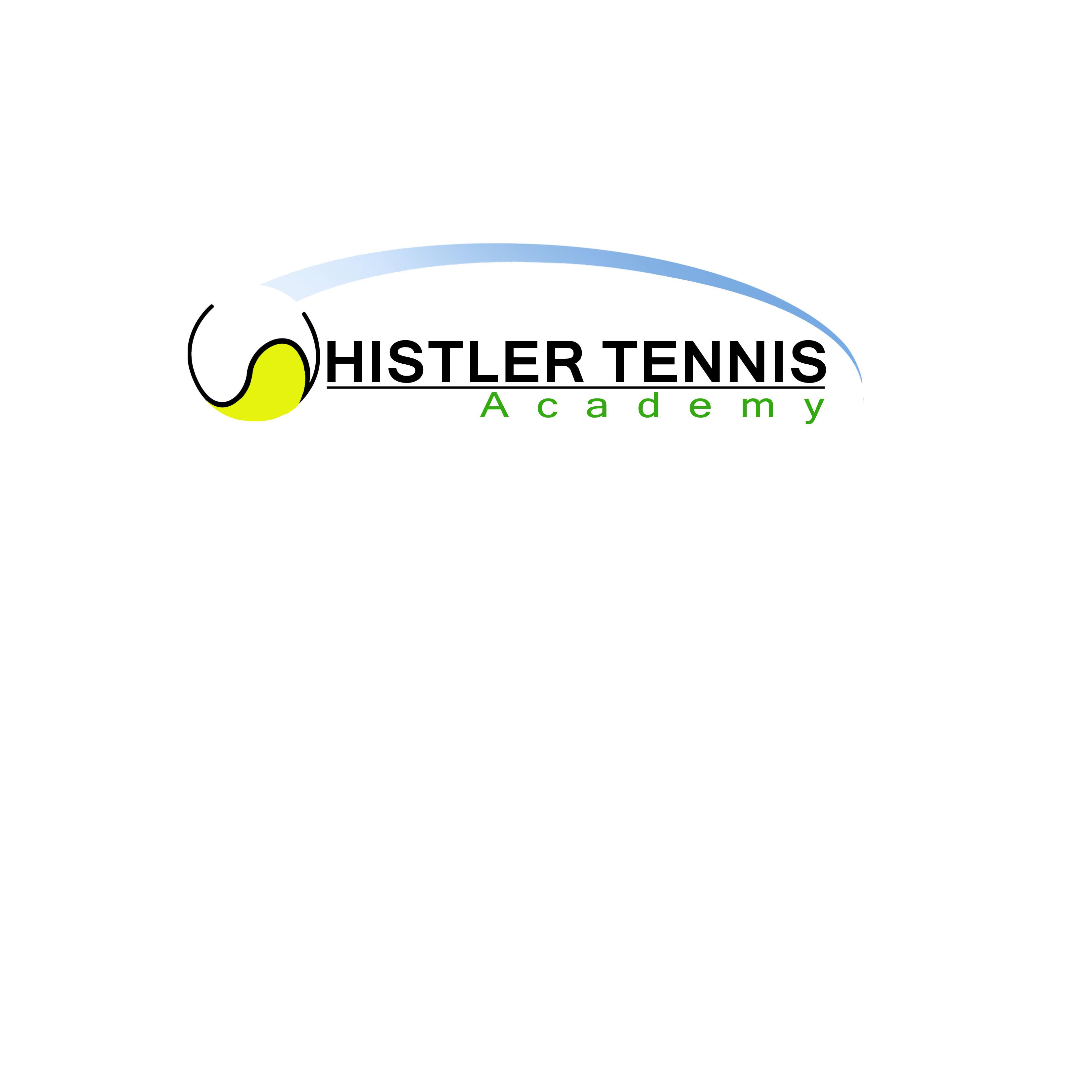 Logo Design by Allan Esclamado - Entry No. 230 in the Logo Design Contest Imaginative Logo Design for Whistler Tennis Academy.