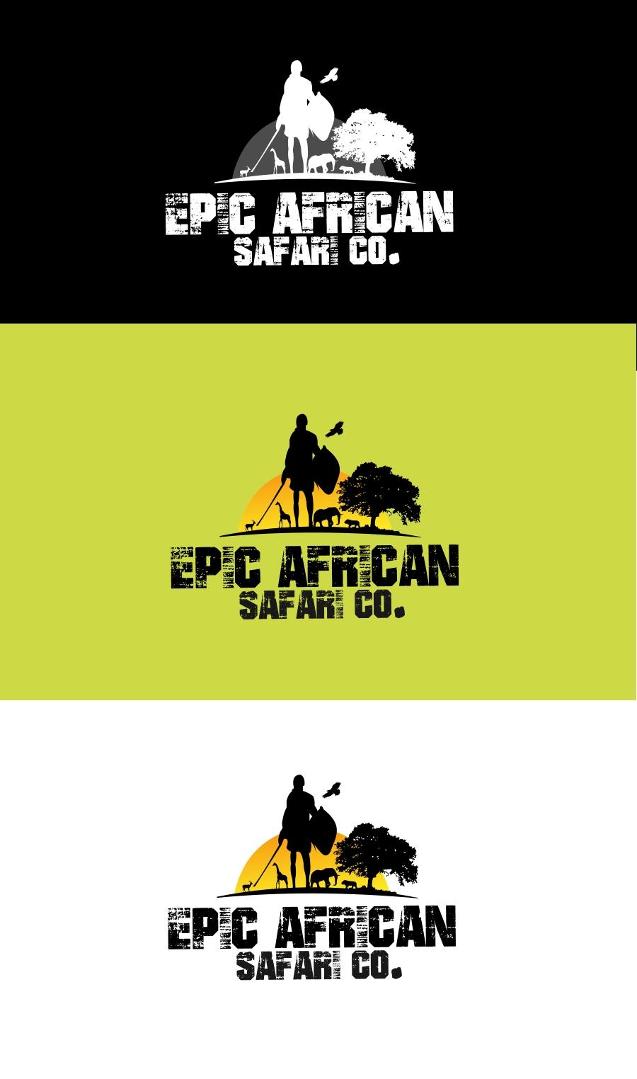 Logo Design by Private User - Entry No. 43 in the Logo Design Contest Epic logo design.