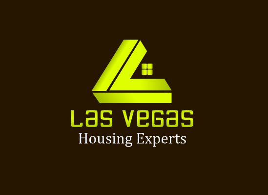 Logo Design by Ismail Adhi Wibowo - Entry No. 84 in the Logo Design Contest Las Vegas Housing Experts Logo Design.