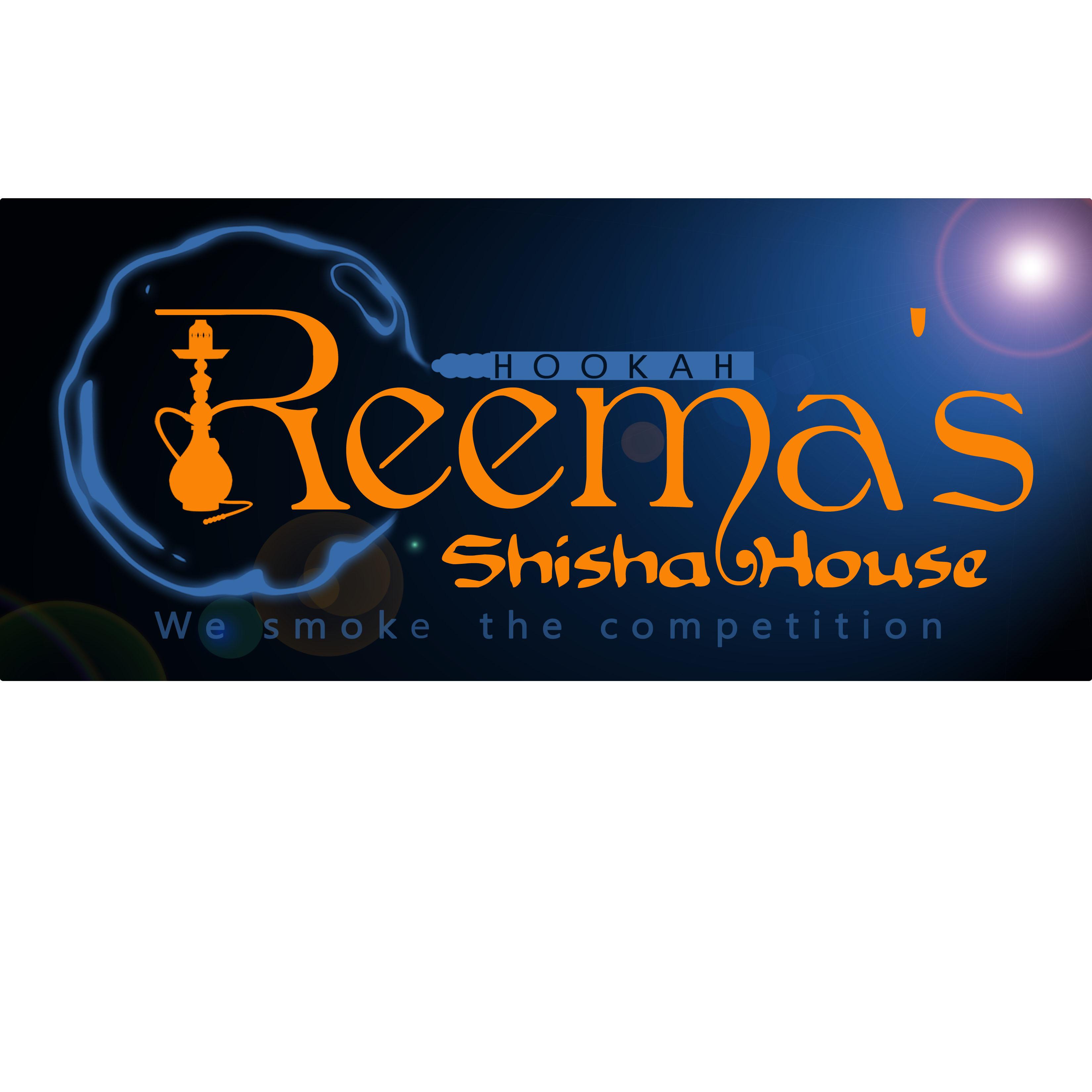 Logo Design by Allan Esclamado - Entry No. 13 in the Logo Design Contest Captivating Logo Design for Reema's Shisha House.