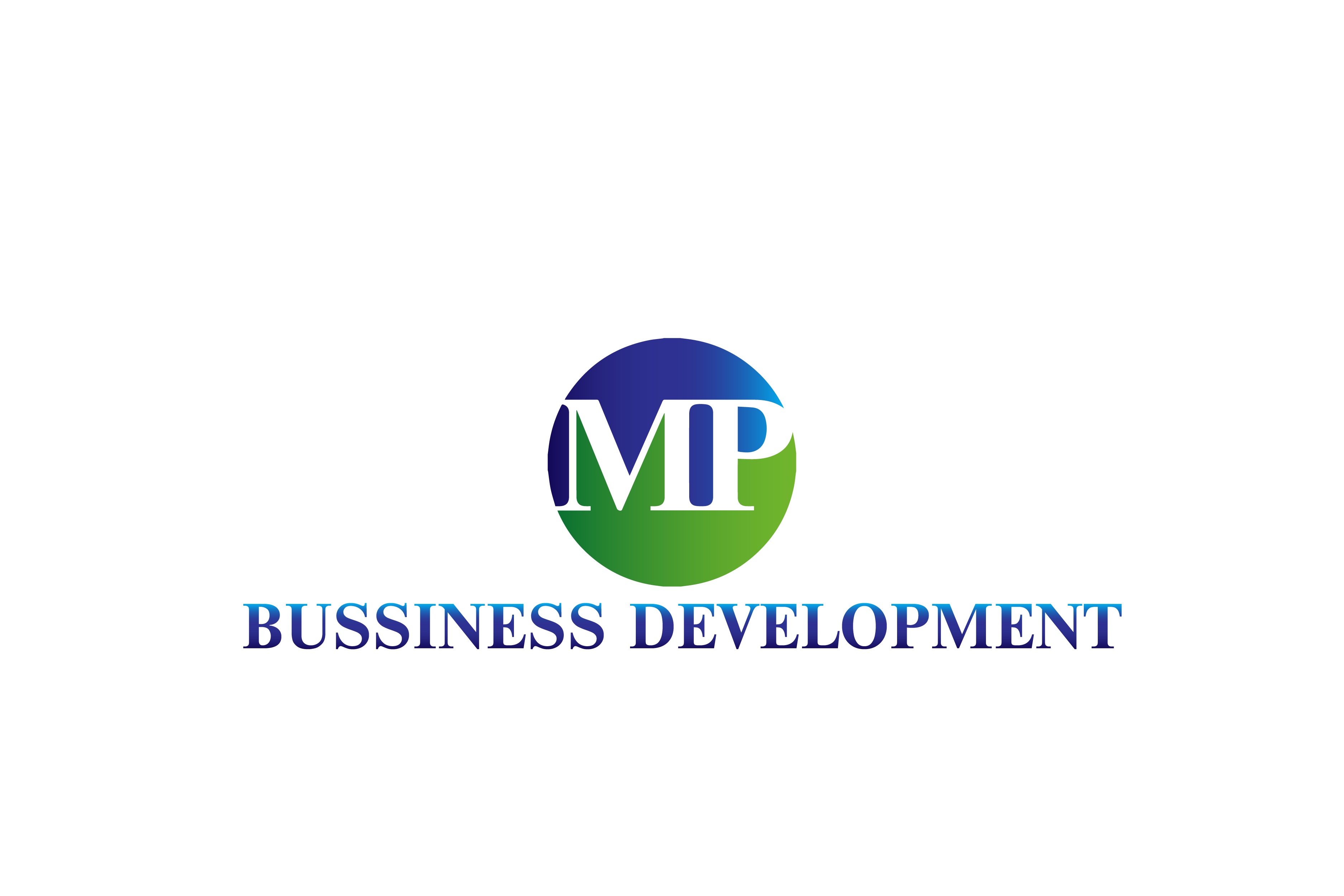 Logo Design by Private User - Entry No. 20 in the Logo Design Contest MP Business Development Inc. Logo Design.