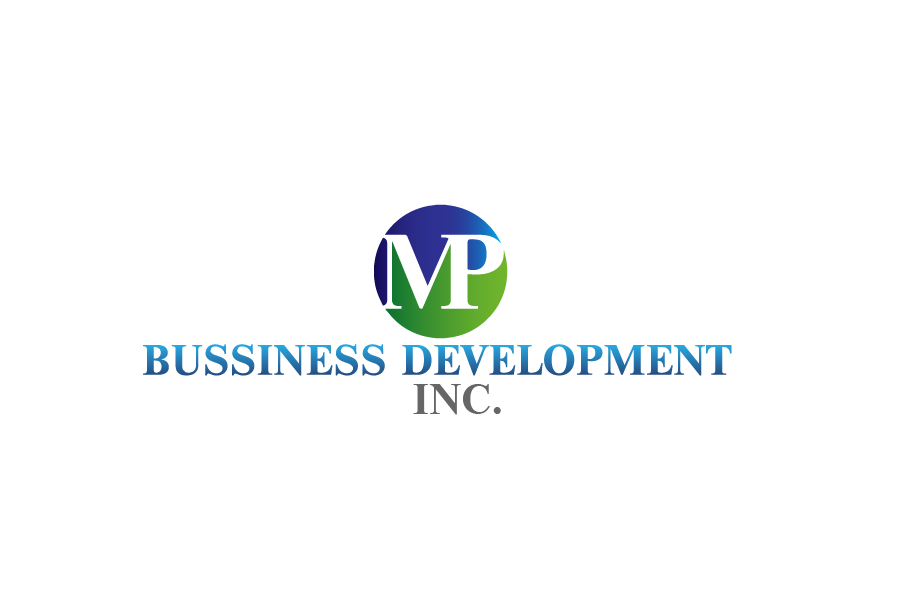 Logo Design by Private User - Entry No. 22 in the Logo Design Contest MP Business Development Inc. Logo Design.