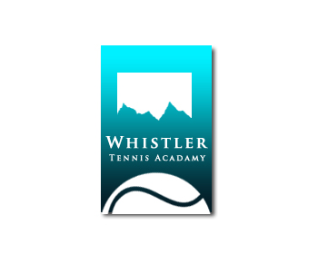Logo Design by Crystal Desizns - Entry No. 234 in the Logo Design Contest Imaginative Logo Design for Whistler Tennis Academy.