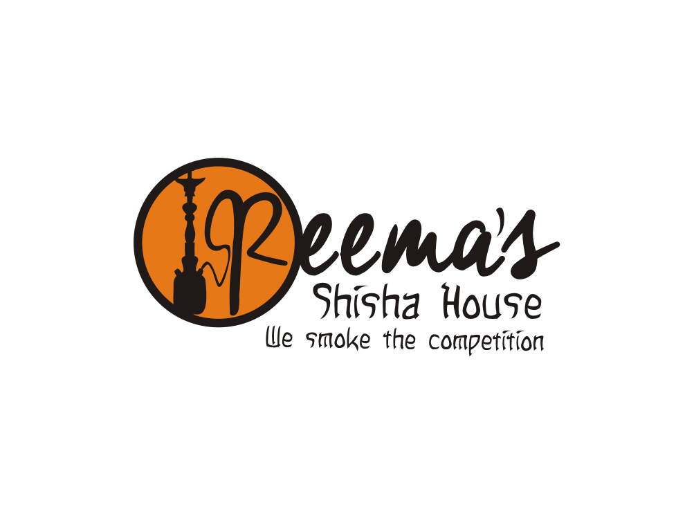 Logo Design by Nthus Nthis - Entry No. 23 in the Logo Design Contest Captivating Logo Design for Reema's Shisha House.