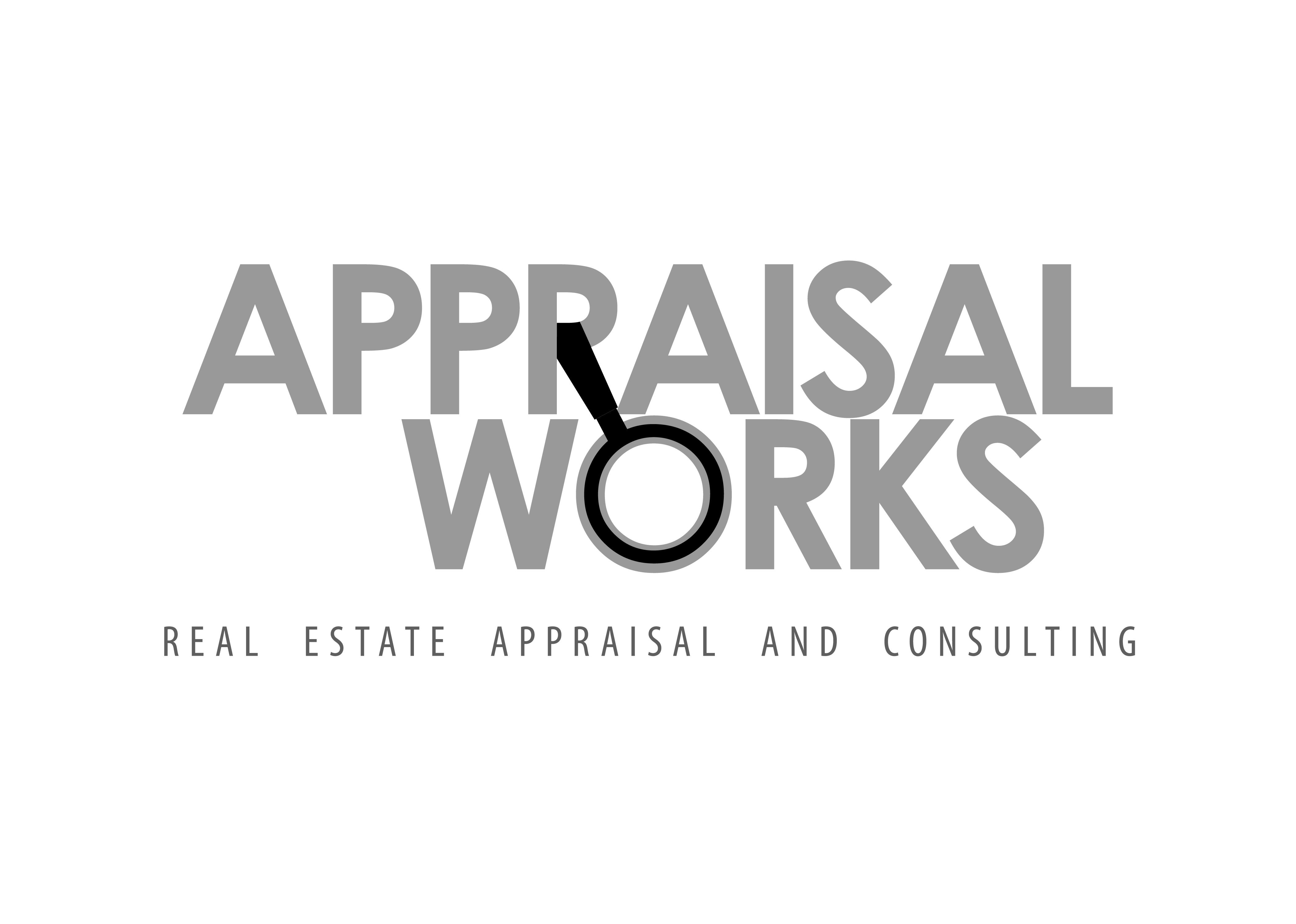 Logo Design by Niko Bolado - Entry No. 189 in the Logo Design Contest Appraisal Works Logo Design.