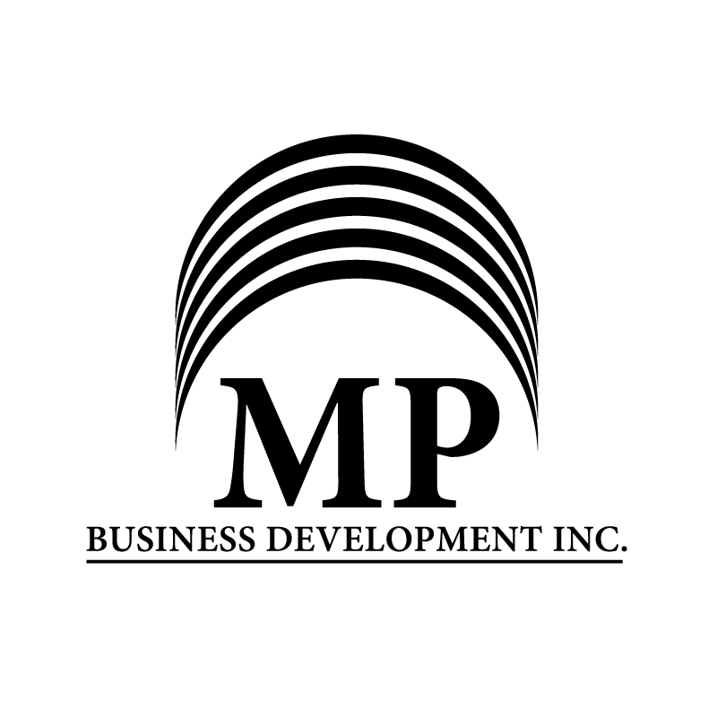 Logo Design by Private User - Entry No. 28 in the Logo Design Contest MP Business Development Inc. Logo Design.