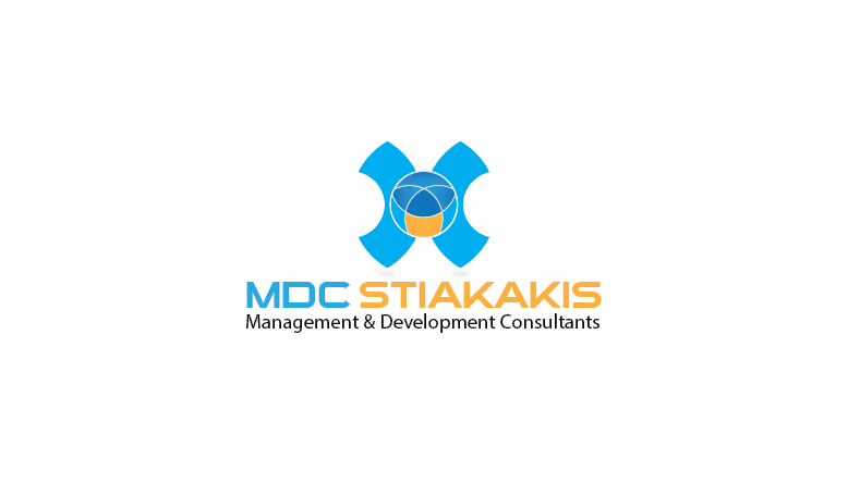 Logo Design by Private User - Entry No. 49 in the Logo Design Contest Unique Logo Design Wanted for MDC STIAKAKIS.