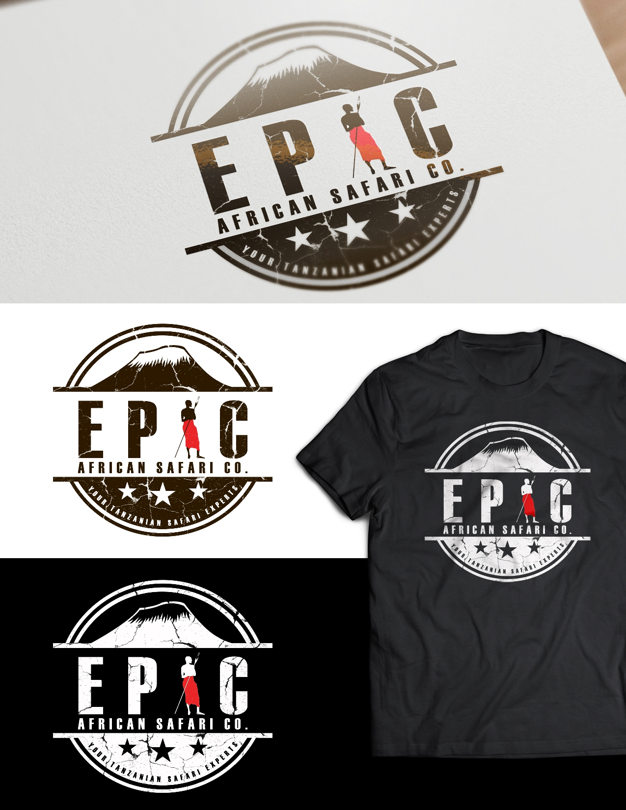 Logo Design by Juan_Kata - Entry No. 48 in the Logo Design Contest Epic logo design.