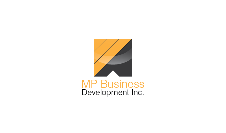 Logo Design by Private User - Entry No. 29 in the Logo Design Contest MP Business Development Inc. Logo Design.