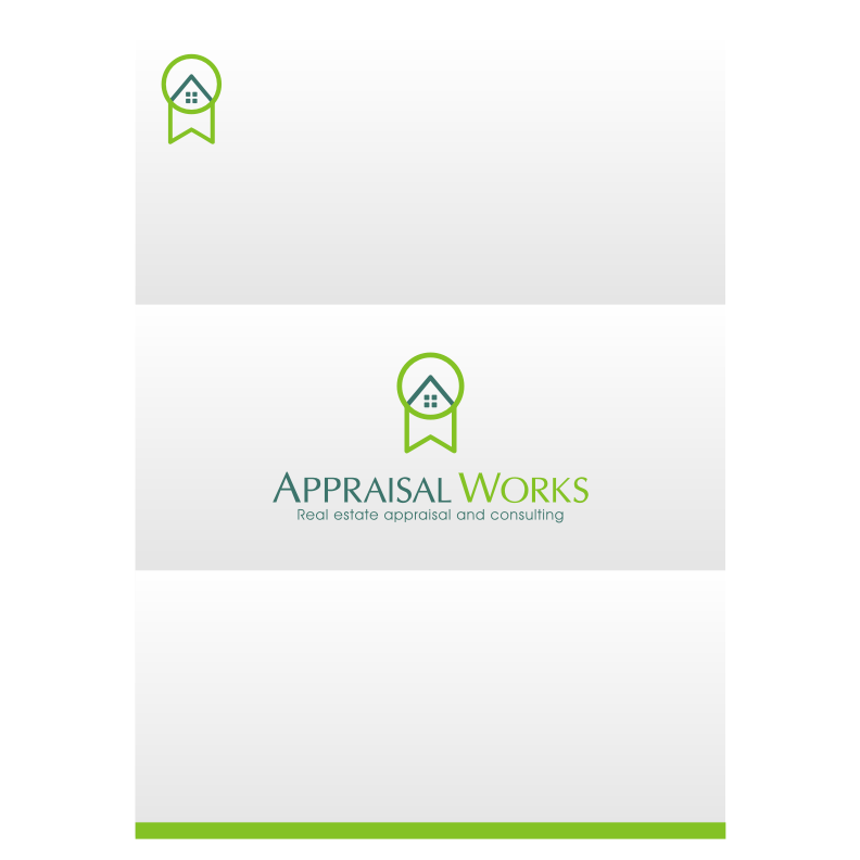 Logo Design by graphicleaf - Entry No. 192 in the Logo Design Contest Appraisal Works Logo Design.