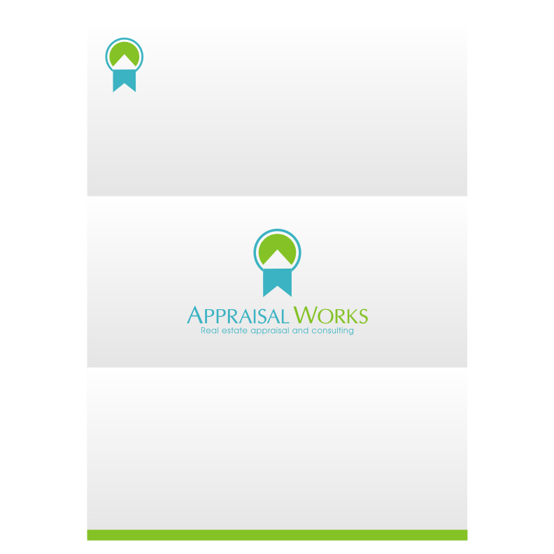 Logo Design by graphicleaf - Entry No. 193 in the Logo Design Contest Appraisal Works Logo Design.