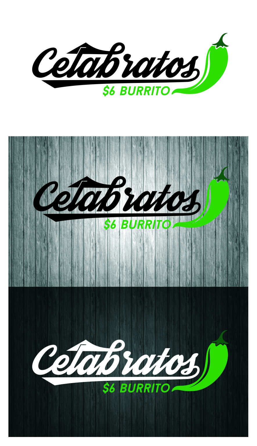 Logo Design by RasYa Muhammad Athaya - Entry No. 47 in the Logo Design Contest Imaginative Logo Design for Celabratos.