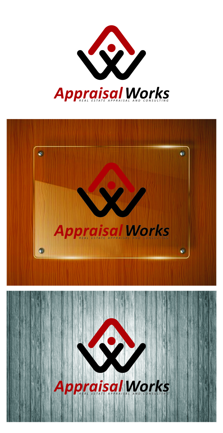 Logo Design by Ngepet_art - Entry No. 195 in the Logo Design Contest Appraisal Works Logo Design.