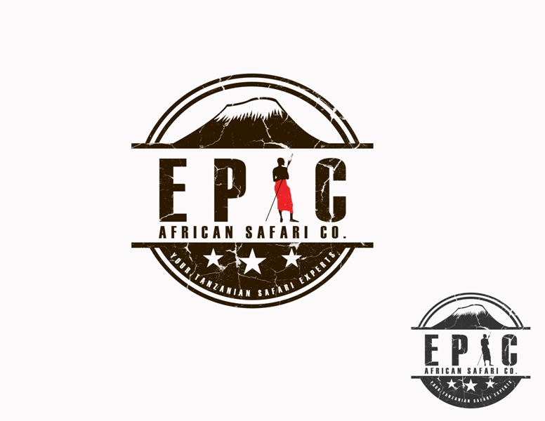 Logo Design by Juan_Kata - Entry No. 50 in the Logo Design Contest Epic logo design.